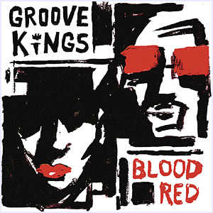 Blood Red album cover