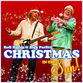 Christmas In The Sun album cover